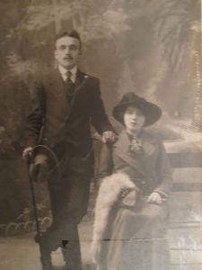Victor et Blanche Boy